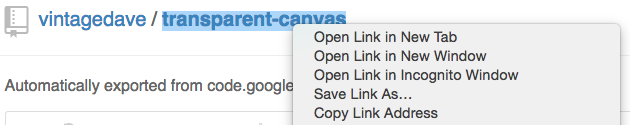 This link gives you a 'clean' link to your project page, rather than the one your login shows. Copy this URL.