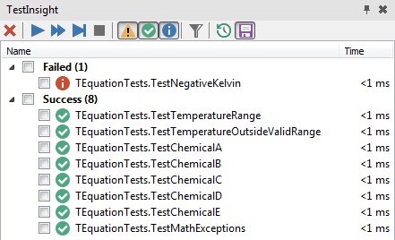 Adding more tests - a good beginning at comprehensive coverage